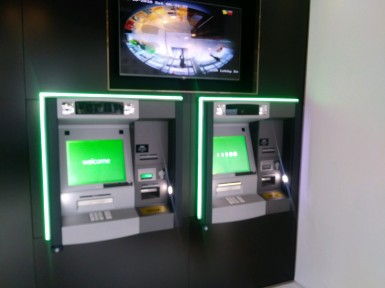 Customized ATM Lighting