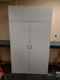 Plastic Laminate ATM Enclosure
